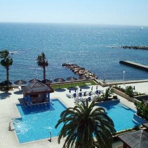 Hotele nad morzem (1)