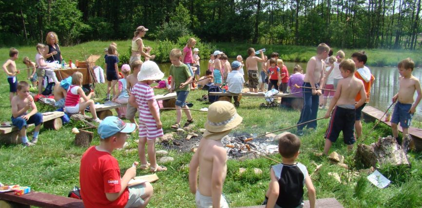Wybór właściwego obozu dla dziecka