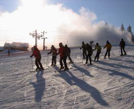 Obozy narciarskie w Austrii